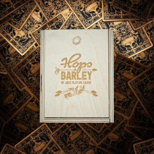 Hops & Barley Brewmaster's Edition Boxed & Gilded 1 of 80